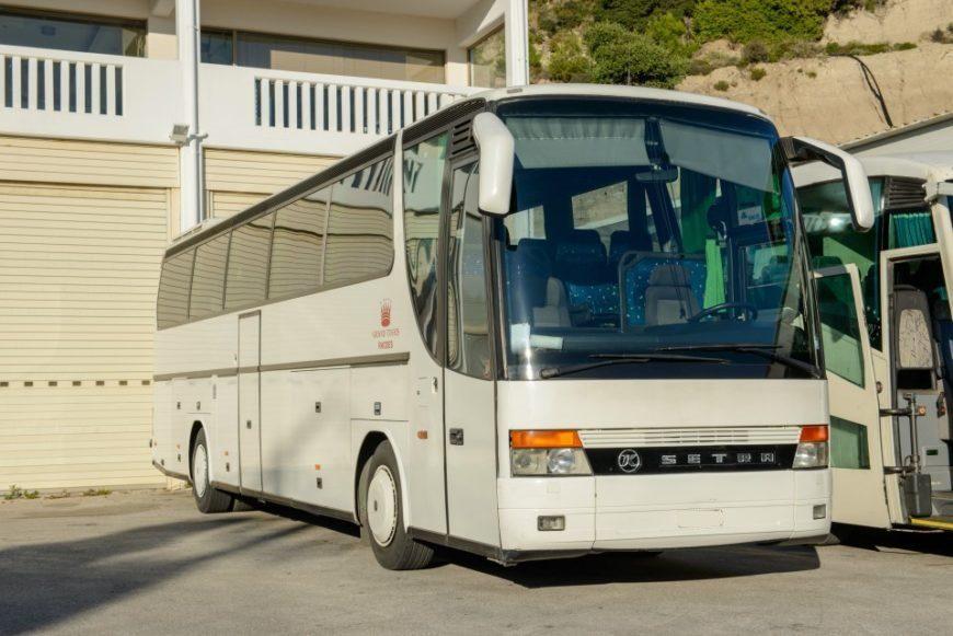 SETRA 315 WHITE – 52 SEATER